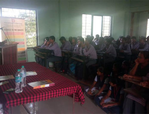 Career Guidance Seminar conducted at Jeevan Vikas School and college Junnar