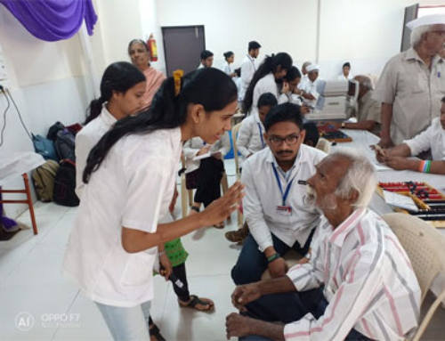 Mega Medical Camp on Occasion of 70th Republic Day